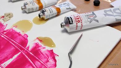 Photo: Вспомогательные средства для живописи