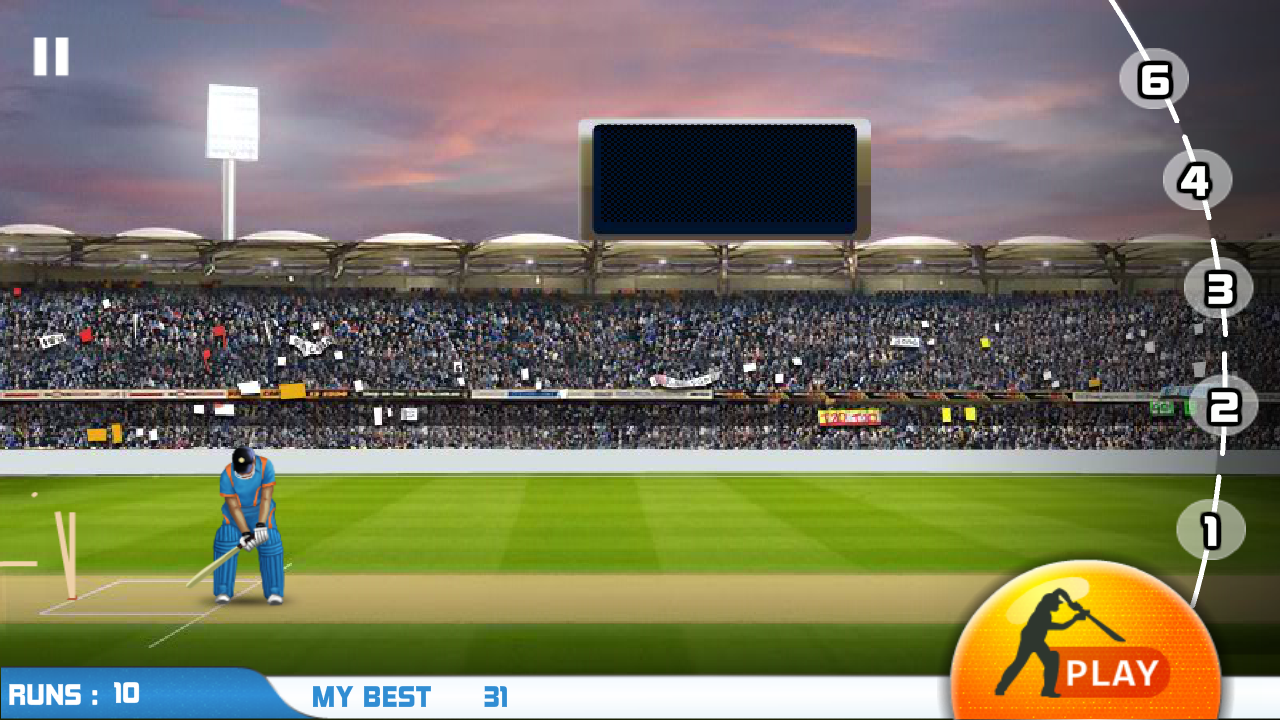 free game of life online playing cricket