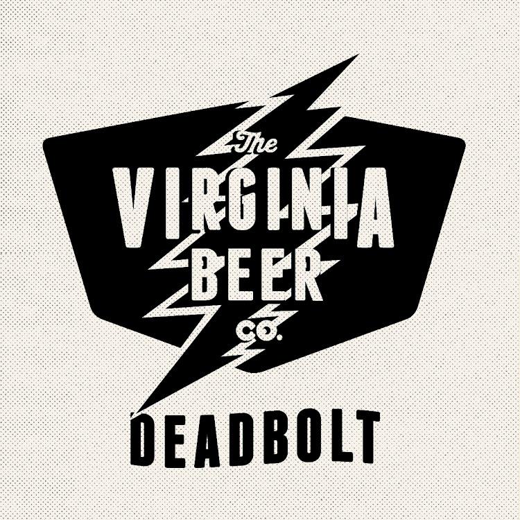 Logo of Virginia Beer Co. DEADBOLT