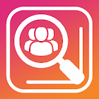 My Reports for Instagram - Follower Analysis icon