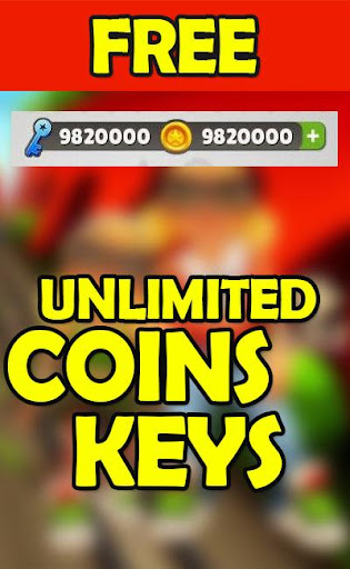 cheat for subway surfers Prank for PC