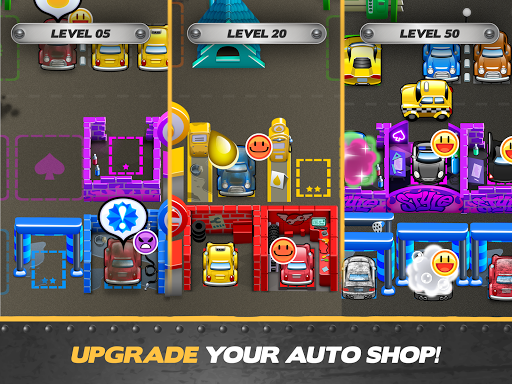 Tiny Auto Shop - Car Wash and Garage Game 1.3.10 screenshots 9