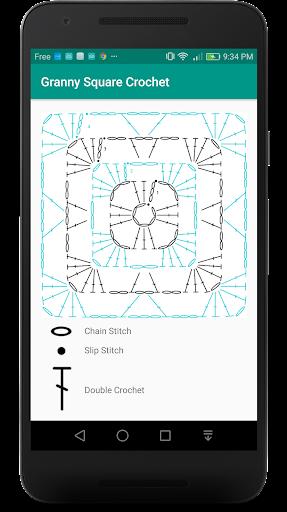 DIY : Granny Square Crochet 1.7 screenshots 2