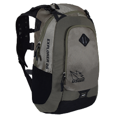 Explorer™ 26L Bounce Free Daypack, Mud Green