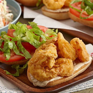Shrimp Po'Boy Recipe