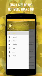 Borussia News - app for Borussia Dortmund Fans - náhled