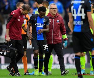 Opluchting bij Club Brugge: beslissende flankspeler wellicht tijdig fit voor match tegen Moeskroen