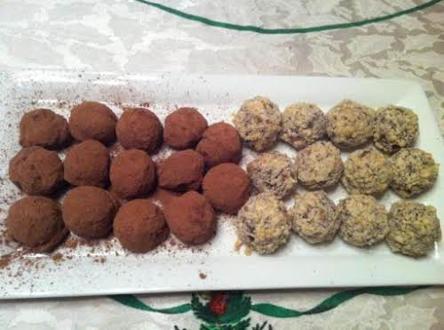 """Nutella Truffels """"These sound amazing! I love Nutella and I love chocolate! These..."""