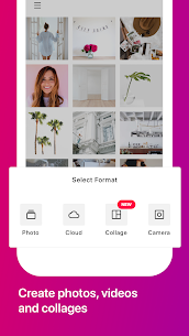 InstaSize: Photo Editor 3.9.9 [Premium MOD] Cracked Apk 2