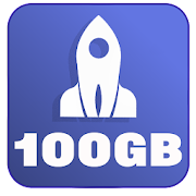 100 GB Storage  Cleaner Pro : 100 GB RAM Booster