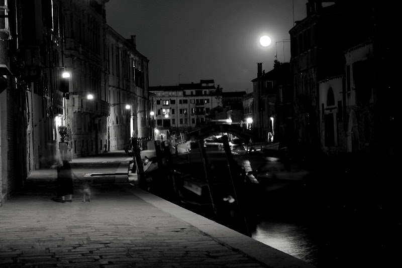Cannaregio by night di Andrea F