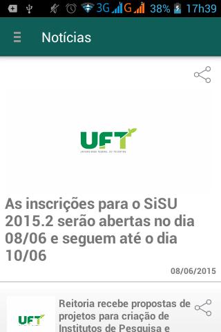 UFT News