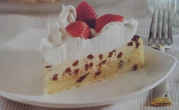 Strawberry Chocolate Chip Shortcake Recipe