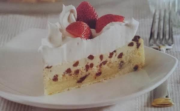 Strawberry Chocolate Chip Shortcake
