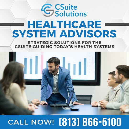 healthcare consulting firms