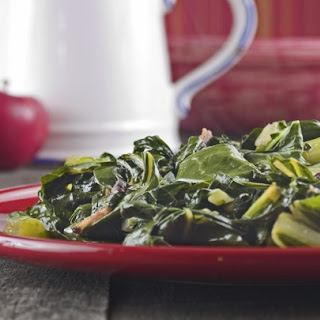 Crazy Southern Sauteed Collard Greens
