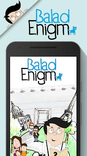 BaladEnigm - náhled