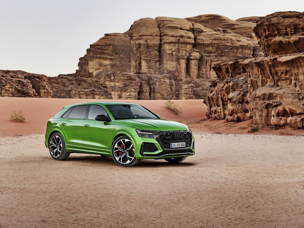 FIRST DRIVE | The 2020 Audi RS Q8 is swift, belligerent and bellowing