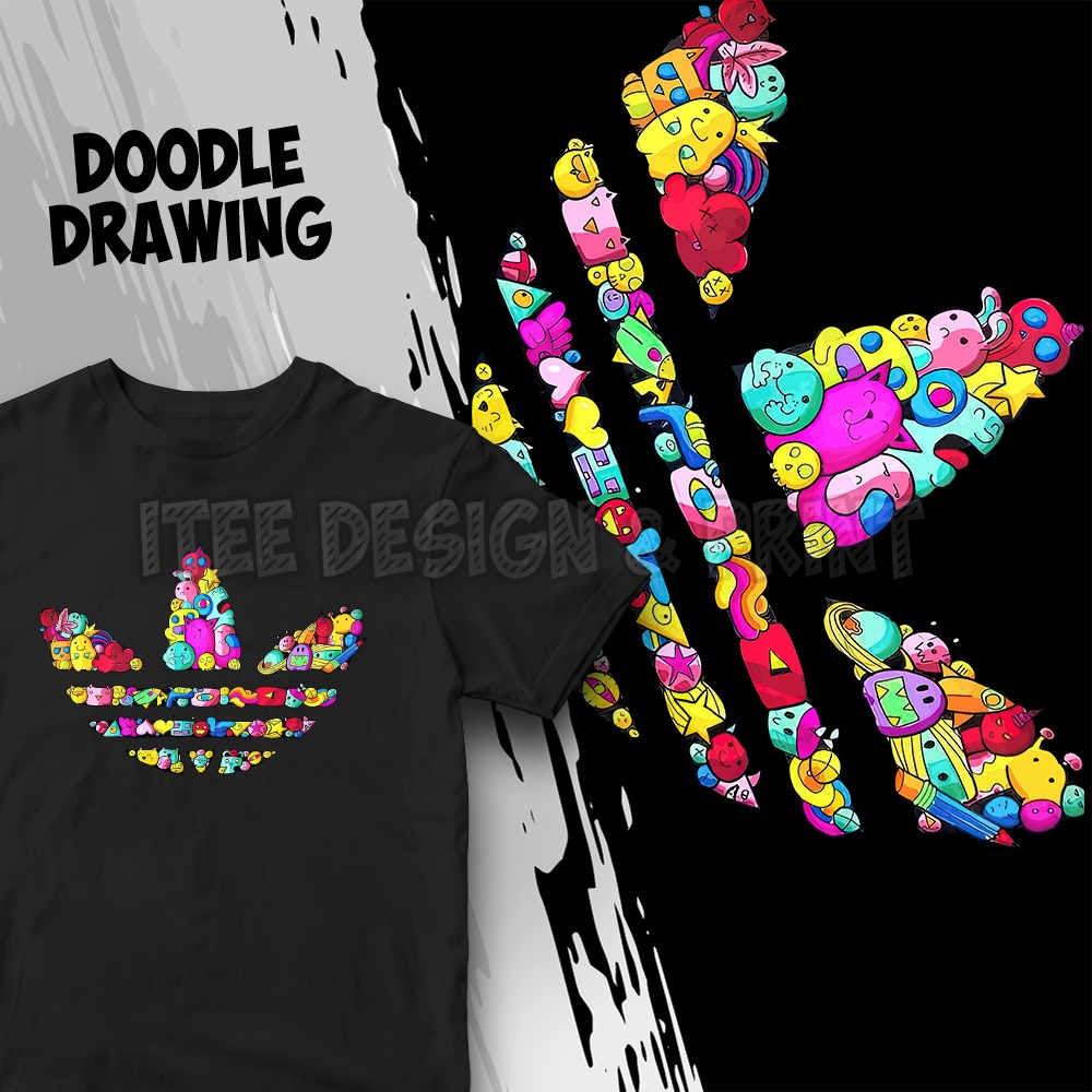 Doodle Drawing Art 22