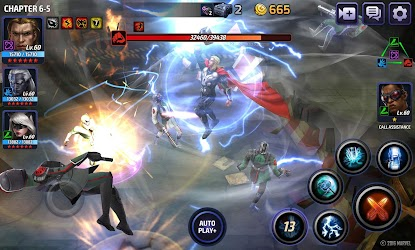 MARVEL Future Fight 3.3.0 (Unlimited Gold/Crystal/Energy) Mod Apk 8