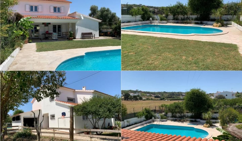 House with garden and terrace Setubal