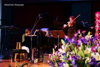 Photo: Cheryl Stewart & Bryonie Moon violin & piano