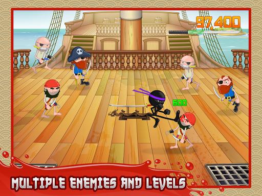 Stickninja Smash Screenshot
