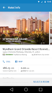 Wyndham Rewards - náhled