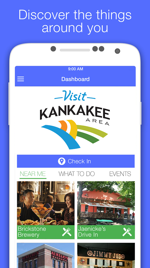 Visit Kankakee Area- screenshot