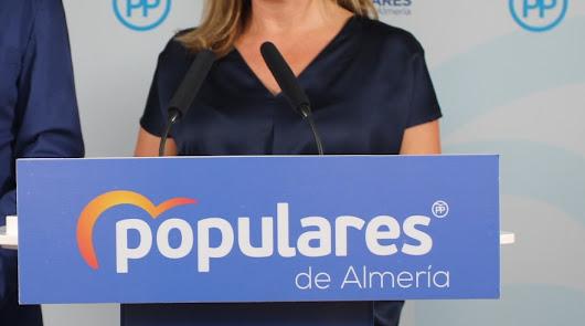 Moreno ha traído inversión y estabilidad a Almería, dice el PP