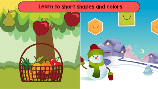 Colors & Shapes - Fun Learning Games for Kids apkslow screenshots 4