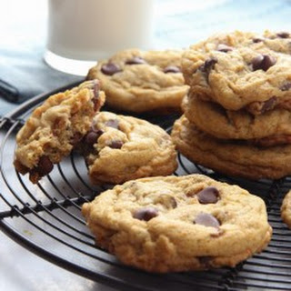 Soft Batch Chocolate Chip Carrot Cake Cookies