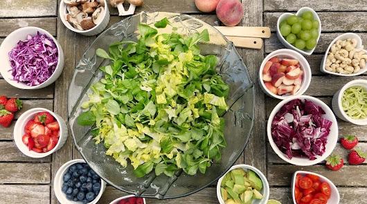 Ideas para comer hoy: la ensalada tropical, reina de tu mesa