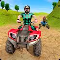 Quad Bike Offroad Mania 2019: New Games 3D icon
