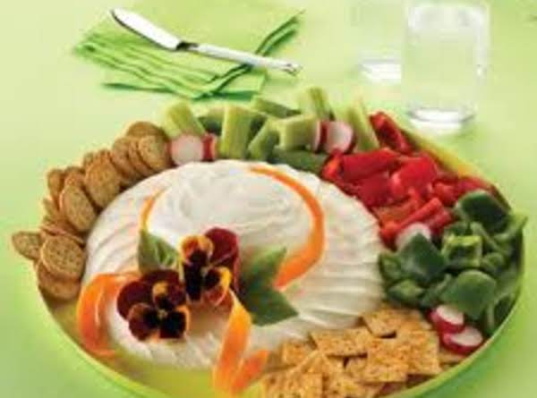 Easter Bonnet Cheese Spread Recipe