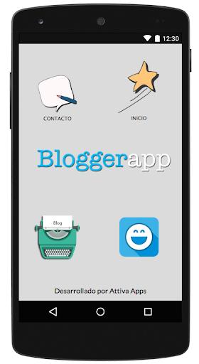 Bloggerapp