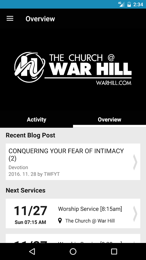 War Hill- screenshot