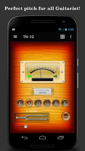 Guitar Tuner TN-1G It's free! 2.6.1 Windows u7528 1