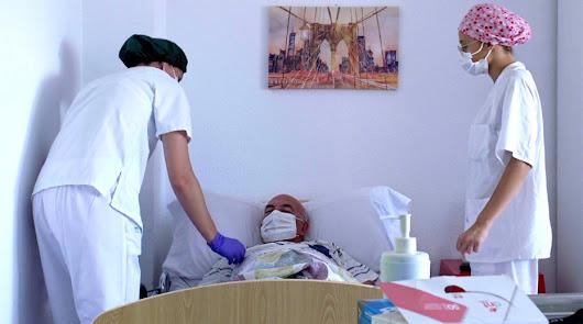 Las residencias almerienses quedan libres del virus y sin muertes en un mes