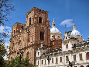 Photo: New cathedral, Cuenca