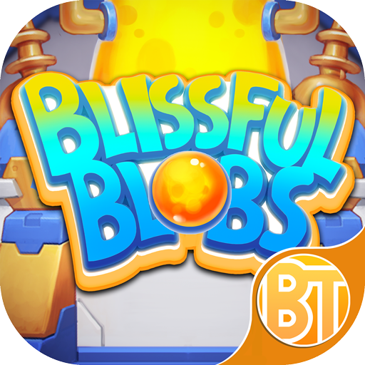 Blissful Blobs - Make Money (game)