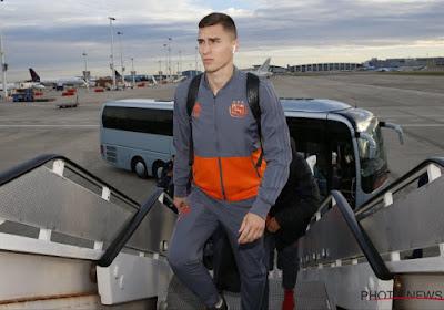 Ognjen Vranjes (Anderlecht) devrait être prêté a l'AEK sans option d'achat