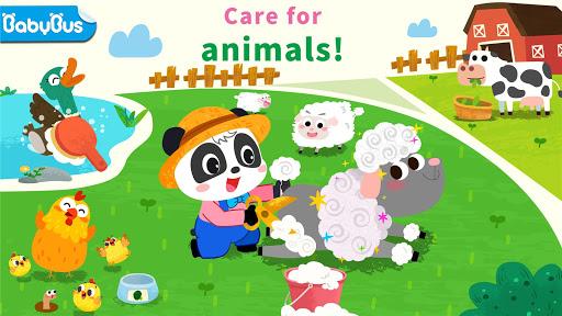 Baby Panda's Animal Farm screenshots 1