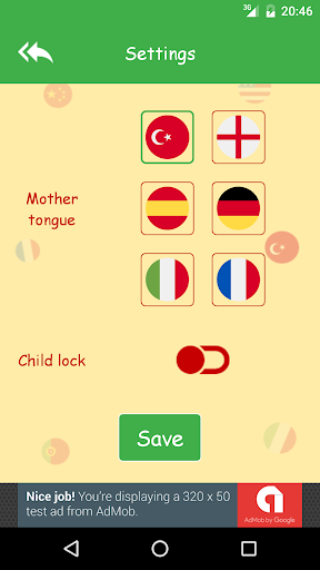 Italian For Kids - Beginner screenshot 7