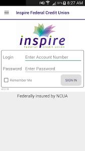 Inspire Federal Credit Union screenshot 0