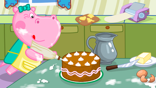 Cooking School: Games for Girls  screenshots 2
