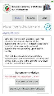 BBS Publications - náhled
