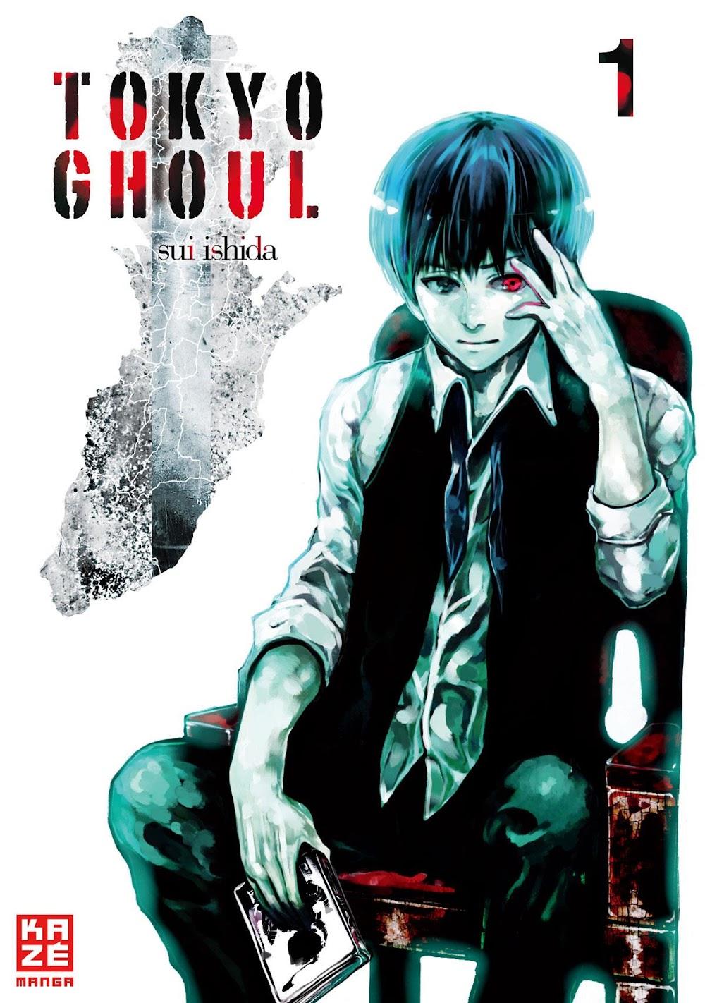 Tokyo Ghoul (2014) - komplett