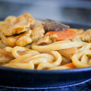 Chicken Curry Udon