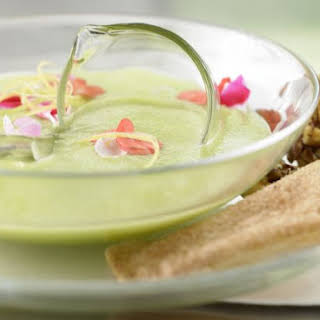 Cold Green Apple Soup.